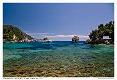 Parga's bay,the other side - Parga, Preveza Hellas Greece