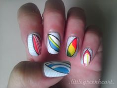Surfboard Nails