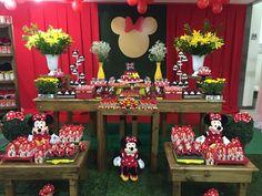 Decoração de Festa Minnie - Balada Kids