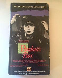 Pandora's Box Starring Louise Brooks 1928 Movie by MsStreetUrchin