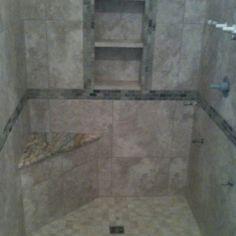 Mirolin Ellis 60 Xl Acrylic Shower Base With Seat Right