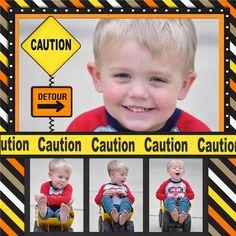 Caution - Scrapbook.com