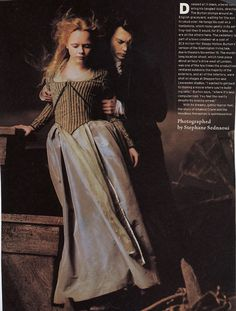 Christina Ricci, Johnny Depp