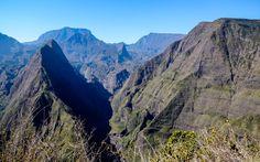 Die vielfältige #Landschaft der #Insel #La #Réunion © Carina Dieringer