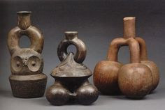 Stirrup pots...I wrote about these!