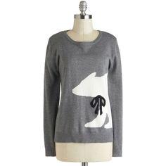 Sugarhill Boutique Arctic Inner-Circle Sweater ($73) via Polyvore