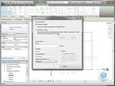 Video corso Autodesk Revit 2013/2014 - Finestra parametrica: Creazione di un parametro - YouTube