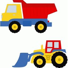 Tractors 474989091929946655 - Silhouette Design Store: tractor & dump truck Source by yaranerian Silhouette Online Store, Construction Birthday, Boy Quilts, Dump Truck, Busy Book, Silhouette Design, Applique Designs, Preschool Crafts, Quilt Patterns