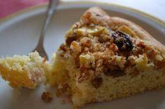 Apple Cake Recipes, My Recipes, Dessert Recipes, German Recipes, Dessert Tray, Dessert Food, German Apple Cake, Apple Pie Bars, Apple Cinnamon Muffins