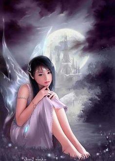 Fairy-Purple