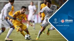 Melhores Momentos - APOEL 1 x 1 Copenhagen - Champions League (24/08/2016)