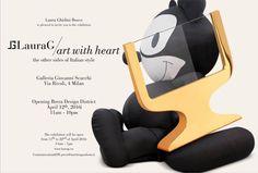 the #invitation #lauragArtWithHeart