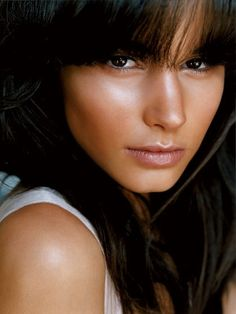 Tinted moisturizers with luminescent particles or lightweight liquid foundations are best for lined skin.