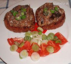 Baklažán a´la tatársky biftek
