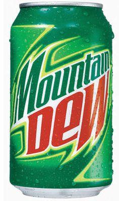 New ICE Tray Soda Pop Bottle Ice that Fits in the Bottle Mtn Dew
