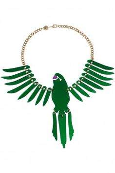 The most amazing summer necklace. I need to go back to RIO with this!