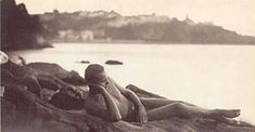 Luis Cernuda en la playa de La Linera, Castropol Writers And Poets, Federico Garcia Lorca, Writers, Vacations, Literatura, Beach