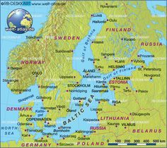 Image result for baltic sea
