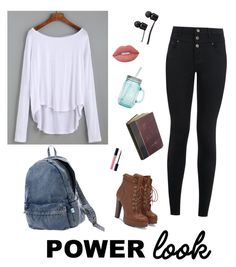 """""""P.Look"""" by netvett ❤ liked on Polyvore featuring Issey Miyake, Lime Crime, JustFab, Vans, ALADDIN, Christian Dior, New Look and powerlook"""