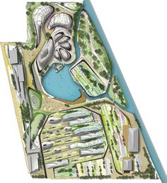 Agriculture Park Masterplan