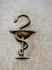 Apothecary symbol....