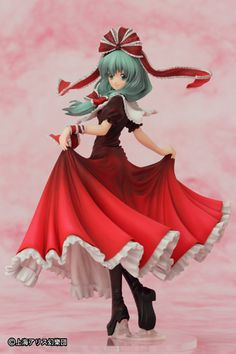 Griffon Enterprises Touhou figures. These look really nice.