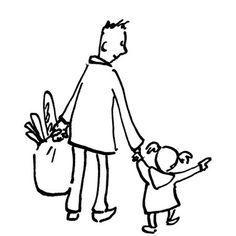 Illustratie met pen - illustration with pen
