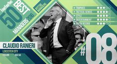 How to sum up the perfect year of management? After two decades as the affable nearly man, King Claudio finally conquered the biggest league of...