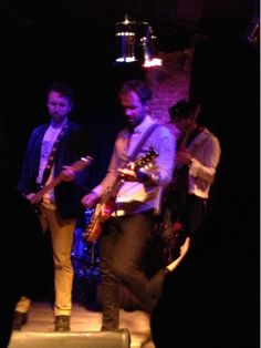 THE TREWS @ BOWERY ELECTRIC, NYC – CONCERT REVIEW