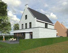 Een nieuw ontwerp voor een vrijstaande woning in Amersfoort. Ontwerp 2016 Uitvoering 2016 Architect Sander …