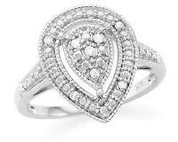 Diamond Rings from $17  | Netaya Sale