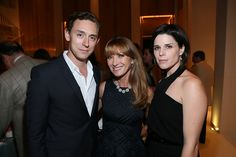JJ Feild, Jane Seymour & Neve Campbell at ABT Stars Under the Stars