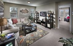 Tapestry : Paseos Collection: Las Vegas, NV, New homes by Lennar