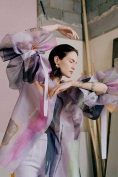 Roksanda Spring/Summer 2019 Resort | British Vogue