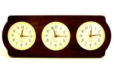 Multizone Wall Clock