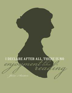 """ Jane Austen #Quote"