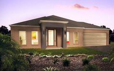 Metricon is the leading home builder in Adelaide with an extensive range of luxury home designs. Compare SA Home Designs and explore our packages. House Facades, Facade House, South Australia, Architecture, Decoration, Jasper, Ideal Home, House Ideas, Diy