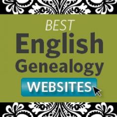 Best English Genealogy Websites | ShopFamilyTree