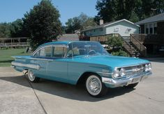 1960 Chevy..Re-Pin..Brought to you by #InsuranceAgents at #HouseofInsurance #EugeneOregon