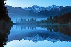Lake Matheson by Bob Garrigus on 500px