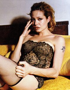 I'm writing and essay about Angelina Jolie and her roles in films.?