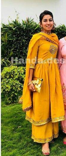 674 Best Punjabi suits images in 2019  a904d4f91