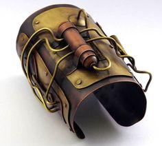 steampunk armband