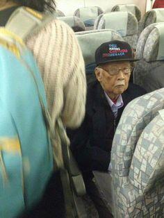 His hat cx