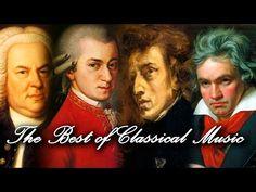 """MUSICA CLASSICA PARA ESTUDAR 3 ►http://bit.ly/2bK8bNW ● MUSICA CLASSICA informação : """"Vários estudos mostram que a música clássica ajuda a atividade do céreb..."""