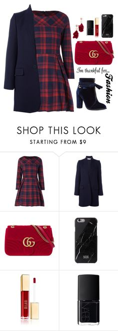 """Autumn Feast"" by colorgirl16 ❤ liked on Polyvore featuring STELLA McCARTNEY, Gucci, NARS Cosmetics and Tory Burch"