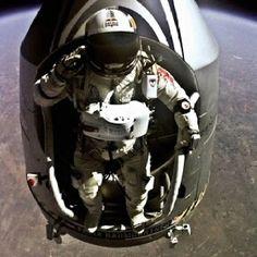 Felix Baumgartner - The Man Who Fell To Earth
