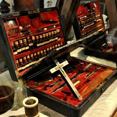 A Real Vampire Hunter's Kit