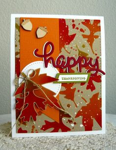 Thanksgiving Wishes by dahlia19 - Cards and Paper Crafts at Splitcoaststampers