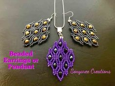 Whether necklace, earring or earring, you can build a simple jewelry model. Beaded Earrings Patterns, Bracelet Patterns, Beading Patterns, Beaded Bracelets, Beaded Necklace, Making Bracelets, Beaded Bead, Box Patterns, Bracelet Knots